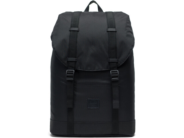 Herschel Retreat Mid-Volume Light Rygsæk sort (2019) | Travel bags
